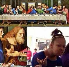 19 Memes que comprueban que nadie se salva del internet, ni Jesucristo
