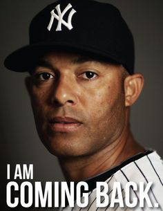 Mariano Rivera is coming back
