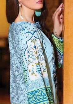 Salwar Kameez is a perfect dress but it is perfect when it stitched well and… Buy Salwar Kameez Online, Ladies Salwar Kameez, Indian Salwar Kameez, Pakistani Outfits, Unique Dresses, Seo, Summer Outfits, Cover Up, Women Wear