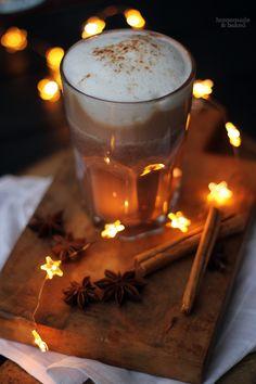 homemade and baked Food-Blog: Winterliche heiße Schoko-Banane zum trinken