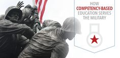 Competency-based education can help service members and veterans get the credit they deserve for undocumented skills acquired while in the service.