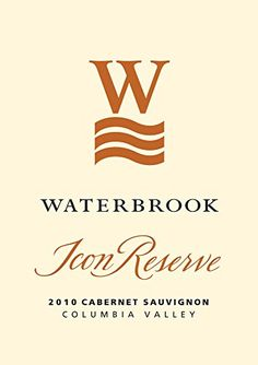 2010 Waterbrook Winery ICON Cabernet Sauvignon, Columbia Valley 750mL wine >>> You can find more details by visiting the image link.