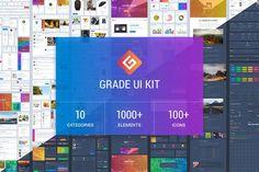 cool Grade UI Kit