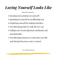 Repost from using - {Loving yourself is the highest form of self-care. Self Love Quotes, Quotes To Live By, Wisdom Quotes, Quotes Quotes, Life Quotes, Meditation, Mental And Emotional Health, Emotional Healing, Self Care Routine