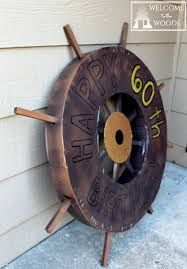 Resultado de imagem para how to make a pirate ship wheel out of cardboard