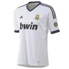 Camiseta Real Madrid 1 Equipación 2012-13 Antes  79.95 Ahora  39.95 €   868b208aaa666