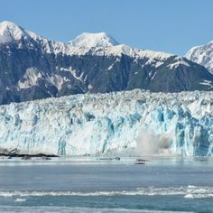 When my husband and I boarded the Coral Princess Cruise ship in Whittier, Alaska , we were excited to begin this part of our land/cruise . Glacier Bay Alaska, Many Glacier, Glacier Bay National Park, National Parks, Hubbard Glacier, Celebrity Cruises, Disney Fantasy, Princess Cruises, Places To Travel
