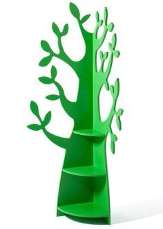 Angoliera «Tree» Verde - bpc living - bonprix.it