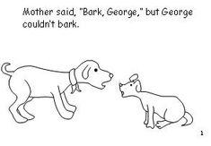 Emergent Reader for Bark George