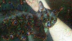 Deep Dream Greasy Laying On My Arm by KLMjr. #deepdream #greasy #cat #cats #trippy #digitalart #digitalmanipulation #psychedelia by kendrofious_morificus