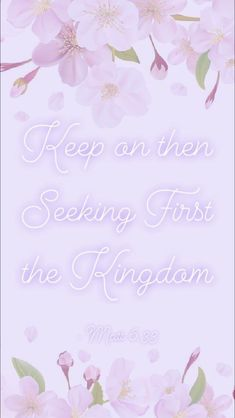 JW phone background with scripture - Matthew Pink And Purple Wallpaper, Matthew 6 33, Phone Backgrounds, Faith, Joy, Quotes, Quotations, Glee, Cell Phone Backgrounds