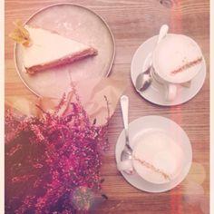 La Central de Madrid, tarta de zanahoria, carrot cake, coffee, café fashion