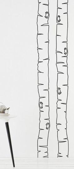 tree mural...