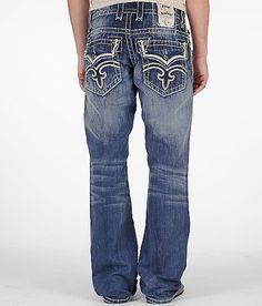 $148 Rock Revival Tucker Boot Jean