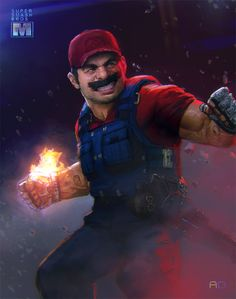 Gears of War Designer Recreates Super Smash Bros. Characters with Amazing Art Images – Junkie Monkeys Game Character, Character Concept, Character Design, Super Mario Bros, Super Smash Bros Characters, Mario And Luigi, Fan Art, Video Game Art, Les Oeuvres