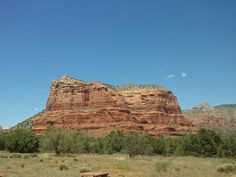 Sedona. A short trip from Phoenix! And well worth it.