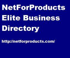 NetForProducts Elite Business Directory