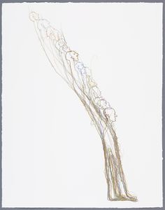 From STPI, Do Ho Suh, Myselves Thread drawing embedded on STPI handmade cotton paper, × 131 cm Do Ho Suh, Artsy, Drawings, Artwork, Handmade, Work Of Art, Hand Made, Auguste Rodin Artwork, Sketches