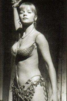 """Laura Antonelli, en su interpretación de Wanda en """"Venus in Furs aka Devil in the Flesh aka Le Malizie di Venere""""."""