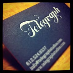 Best Business Card Designs From April 2012