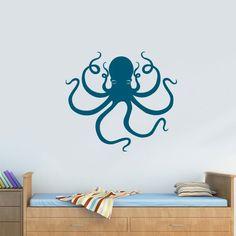 Wall Decal Vinyl Sticker Decals Octopus Sprut Poulpe Delfish Tentacles Z3099 StickersForLife http://www.amazon.com/dp/B00NW7PJ7C/ref=cm_sw_r_pi_dp_S27fvb07K9Z9C