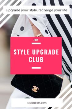 Start small, start simple, start with your wardrobe. Join my FREE 'Style Upgrade Club' to discover your own unique style and start changing the way you look at yourself in the mirror! #fashion #style #wardrobe