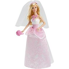 Barbie CFF37 - Barbie Sposa