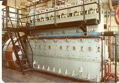 Rathbun-Jones 6 cylinder ready to run - 1970 Watchtower Farms