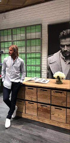 Dang....David Beckham !