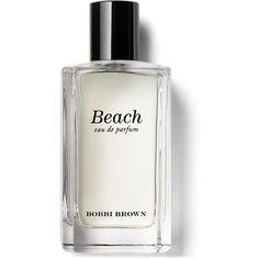 Women's Bobbi Brown 'Beach' Eau De Parfum (€68) ❤ liked on Polyvore featuring beauty products, fragrance, perfume, beauty, makeup, fillers, no color, eau de perfume, parfum fragrance and bobbi brown cosmetics