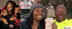 Look at God: 26-Year-Old Mother of 4 Quit McDonald's Job to Take Care of Her Disabled Son, Hits $561.4 Million Powerball Jackpot