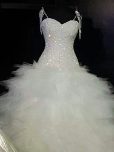 Wedding dress #princess WOW