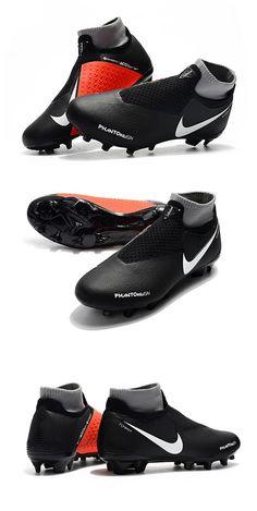 brand new 1a419 c63fb Top Soccer, Nike Soccer, Soccer Cleats, Phantom Vision, Soccer Boots, Black