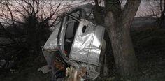 37-годишен шуменец загина на място след фатален удар в крайпътно дърво
