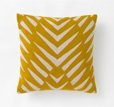 Osa Mustard Pillow