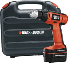 Lowest Ever! Buy Black and Decker Epieces12K2-B1 Cordless Drill Kit for Rs 3,600 at Amazon India  #Shopping #India #Discount #Deals #Offers #Amazon