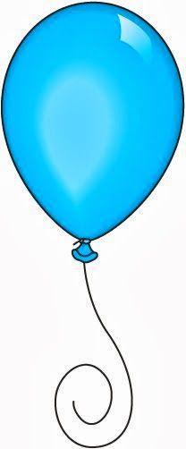 CLIP ART 36 - Betiana 3 - Picasa Web Albums - #happy #birthday #balloon
