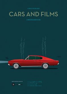 Car from Big Fish. Cars And Films by Jesús Prudencio
