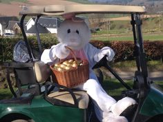 Look out for this cheeky chap this weekend around Crieff Hydro resort. If you spot him, Tweet or Facebook your picture and you will be in with a chance of winning a giant Easter egg!!