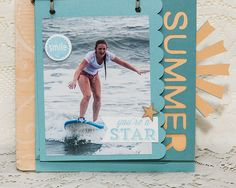 Page 3 in Art Booking Summer Fun Flip Album