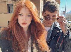 Redhead Girl, Brunette Girl, Beautiful Red Hair, Beautiful Eyes, Roux Auburn, Red Hair Woman, Red Hair Color, Ginger Hair, Pink Hair