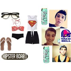 """""""Sam pottorff inspired"""" by lolloveyou66 on Polyvore"""