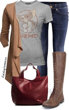 """Gizmo"" by lindsycarranza on Polyvore"