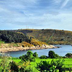 Ensenada de San Cristóbal. Ría de Ferrol