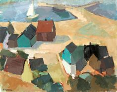 bofransson:  Gustav Rudberg 1915-2001 No title