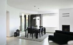 Studio design | MINIMAL-HOUSE Minimal Home, Minimalism, Conference Room, Studio, Table, House, Furniture, Design, Home Decor