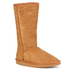 Cold-Weather Mid-Calf Boot