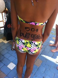 Get the butt to do do it first Summer Jobs, Pink Summer, Summer Of Love, Summer Time, Summer 2014, Sexy Bikini, Bikini Girls, Tan Skin, Beach Bum