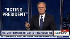 This Lawrence O'Donnell clip should put the fear of Pence in Trump's psyche. Given Trump's apparent fragile mental state, it may just be a matter of time.