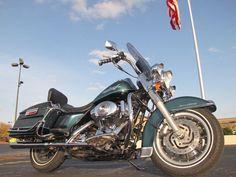 2002 Harley-Davidson Touring ROAD KING FLHRI
